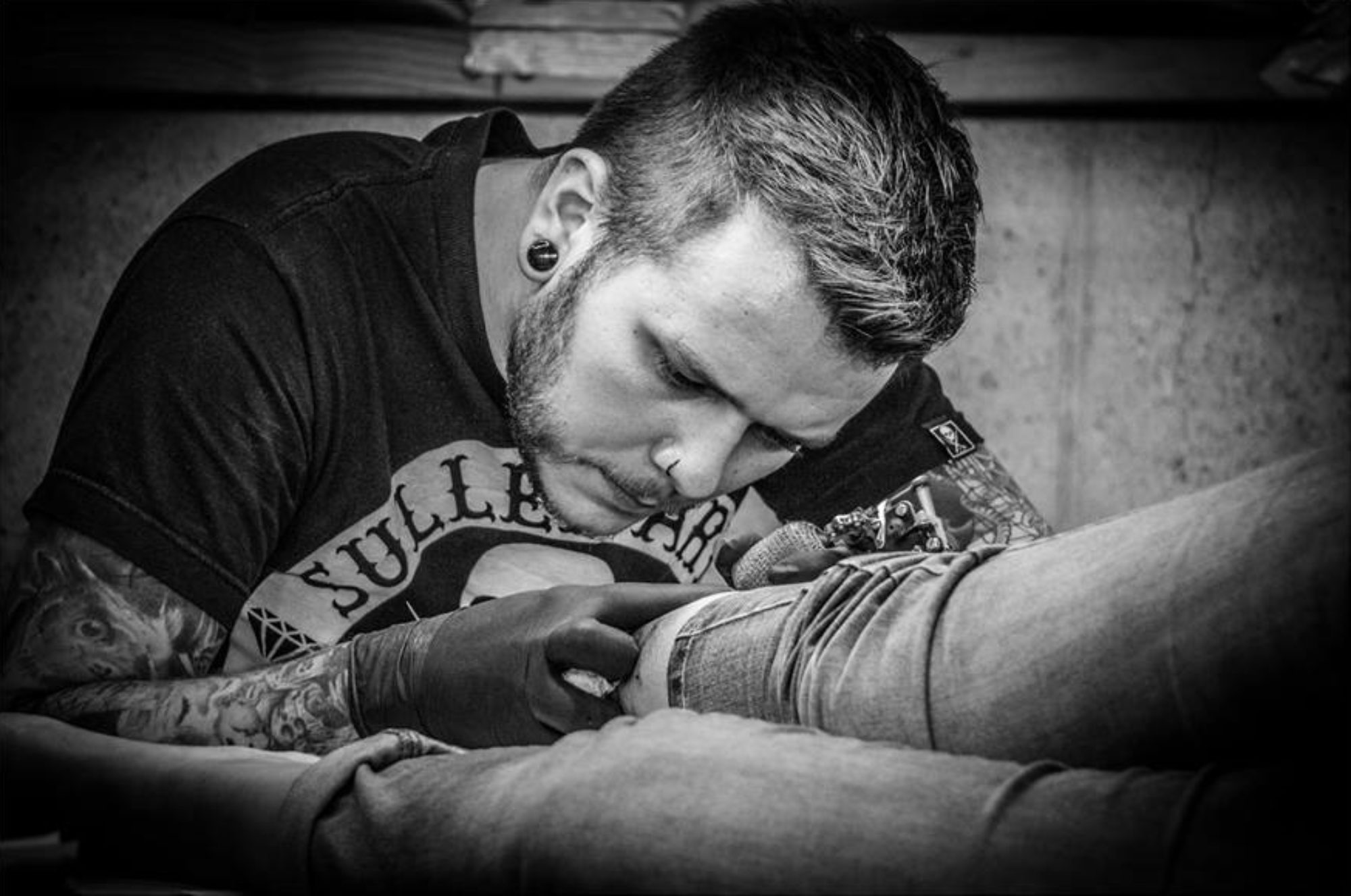 Eddy's tattoo